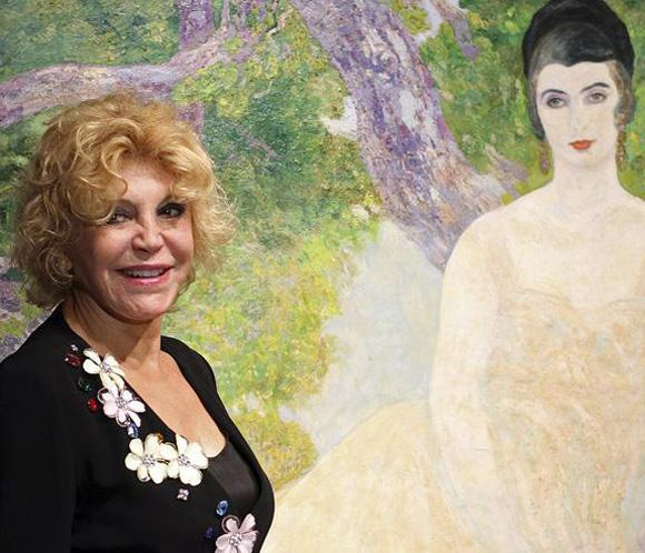 Carmen Thyssen inaugura una nueva exposici&oacute;n en su museo de M&aacute;laga
