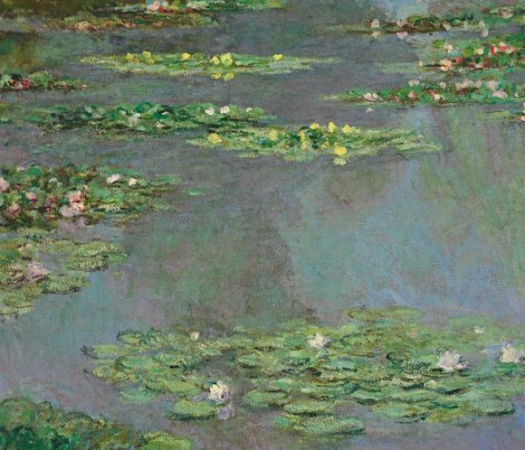 'Los nen&uacute;fares' de Monet, subastado en Nueva York por 30,5 millones de euros