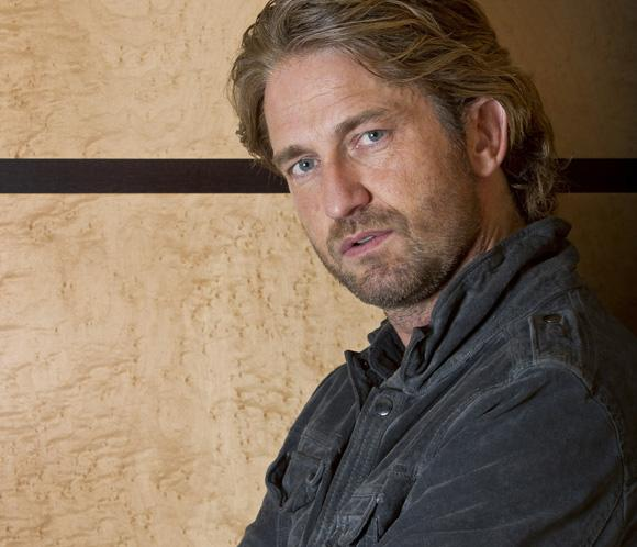 Gerard Butler habla de su novia: 'Llevo 7 meses con ella, no es ning&uacute;n r&eacute;cord'