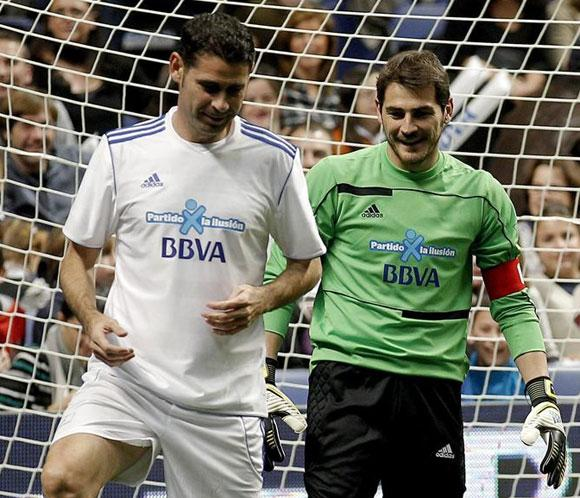 Madrid se vuelca con la 'ilusi&oacute;n' y con Iker Casillas