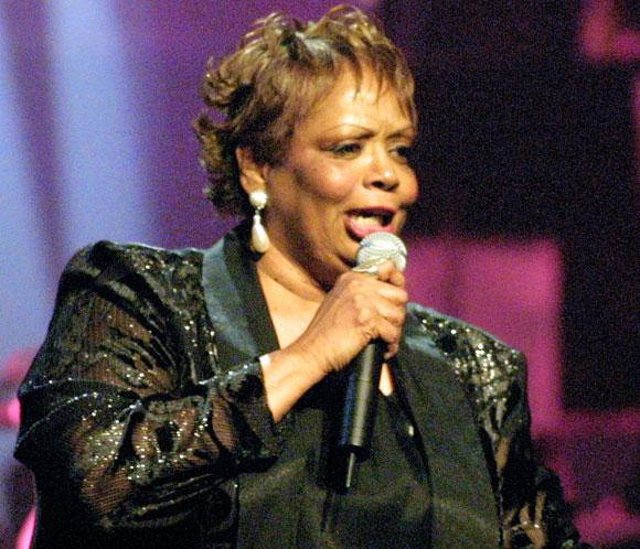 Fallece la cantante estadounidense Fontella Bass a los 72 a&ntilde;os