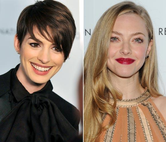 'Looks beauty': Anne Hathaway o Amanda Seyfried, ¿con cuál te quedas?