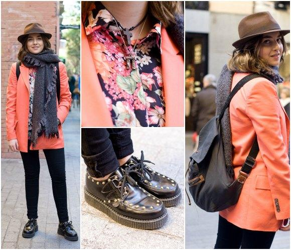 Street Style: &iquest;Sabes qu&eacute; tipo de calzado son los creepers? Te lo contamos.