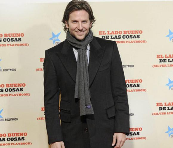 Bradley Cooper enamora en su visita a Madrid