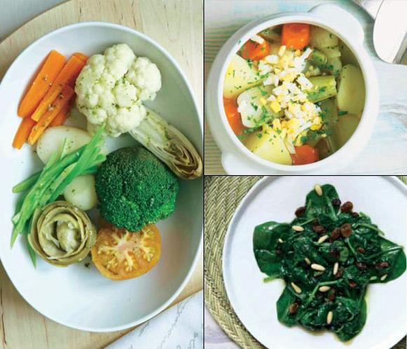 Cocina expr&eacute;s: cinco recetas con verduras para preparar en un abrir y cerrar de ojos