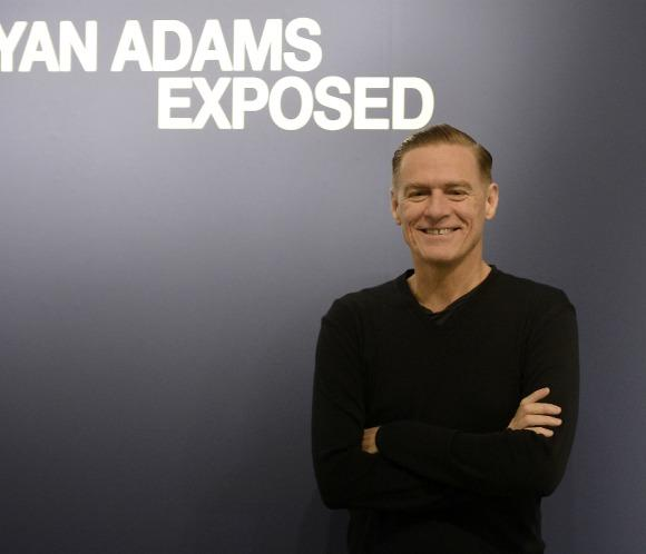 'Exposed' es la nueva exposici&oacute;n fotogr&aacute;fica de Bryan Adams