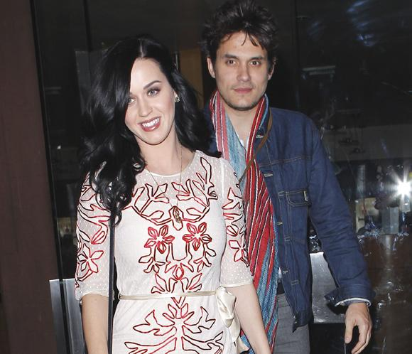 Katy Perry y John Mayer celebran su primer San Valent&iacute;n juntos