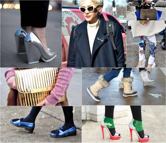 Street Style: Complementos de Fashion Week