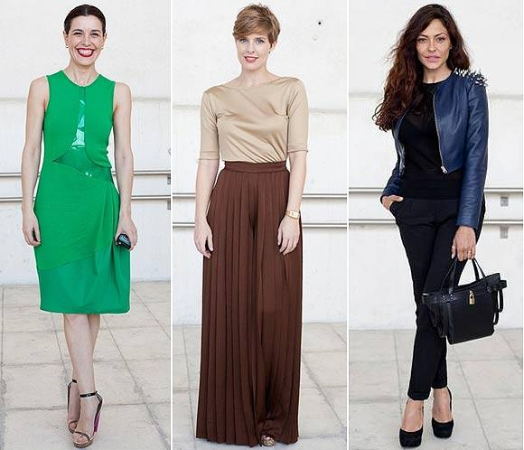 Street Style: El estilo de las famosas en MBFWM