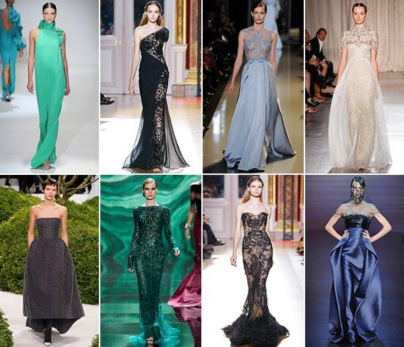&iquest;Que vestidos llevar&aacute;n las invitadas a los Oscar 2013?