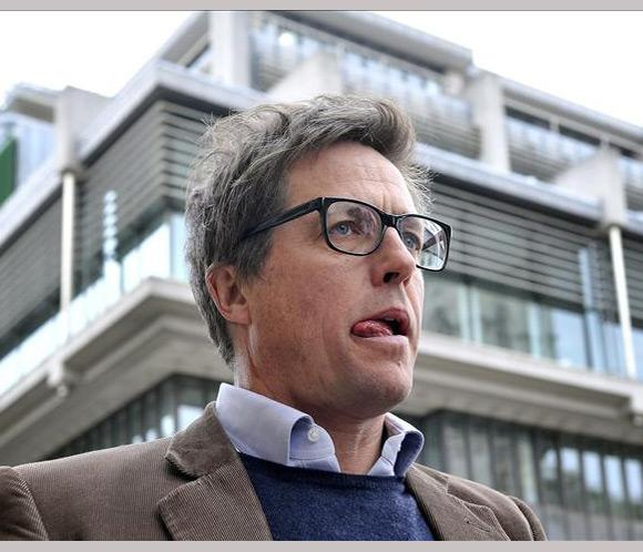 Hugh Grant pide a Cameron que aproveche la oportunidad de reformar la prensa
